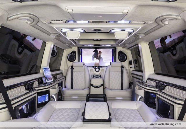 Mtm Modifiyeli Vip Volkswagen Transporter