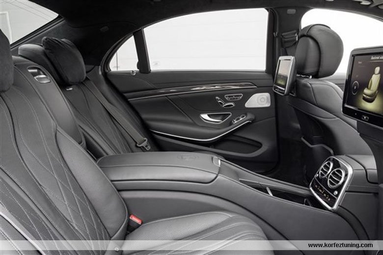 2014 Amg Modifiyeli Mercedes S63