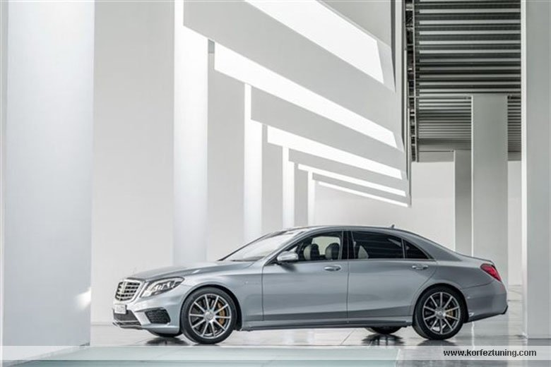 2014 Amg Modifiyeli Mercedes S63