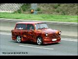 Fiat 121 Serçe Modifiye