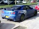 Nissan Skyline R34 Ankarada