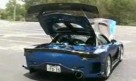 Car Sponsorship Manny Ramodowe Shows His Rx-7