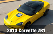 Modifiyeli Chavrollet Corvette Zr1