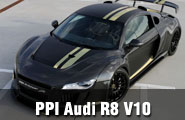 PPI Modifiyeli Audi R8 V10