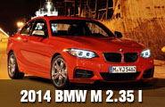 2014 BMW M 2.35 I COUPE