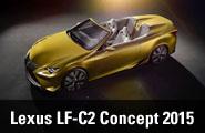 Lexus LF-C2 Concept 2015