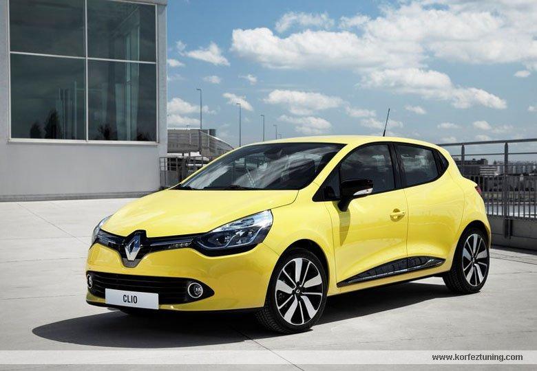 Yeni Renault Clio 2013