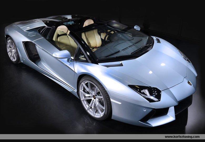 Lamborghini Avendator Roadster 2013