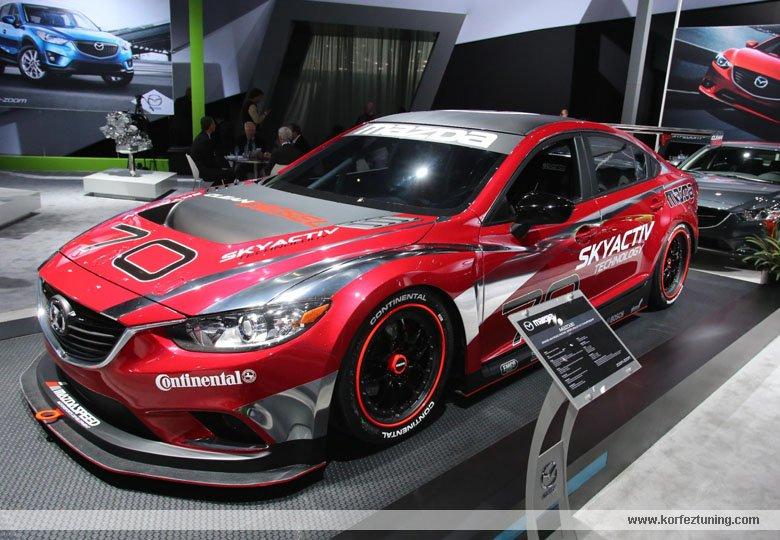 Mazda 6 Skytiv-D Race