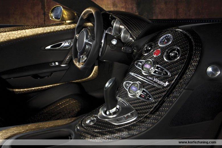 Mansory Modifiyeli Bugatti Veyron resimleri 8