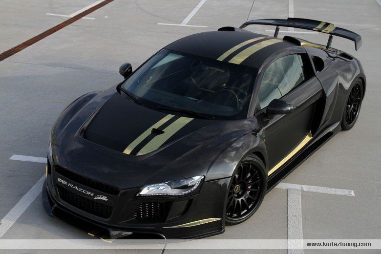 PPI Modifiyeli Audi R8 V10