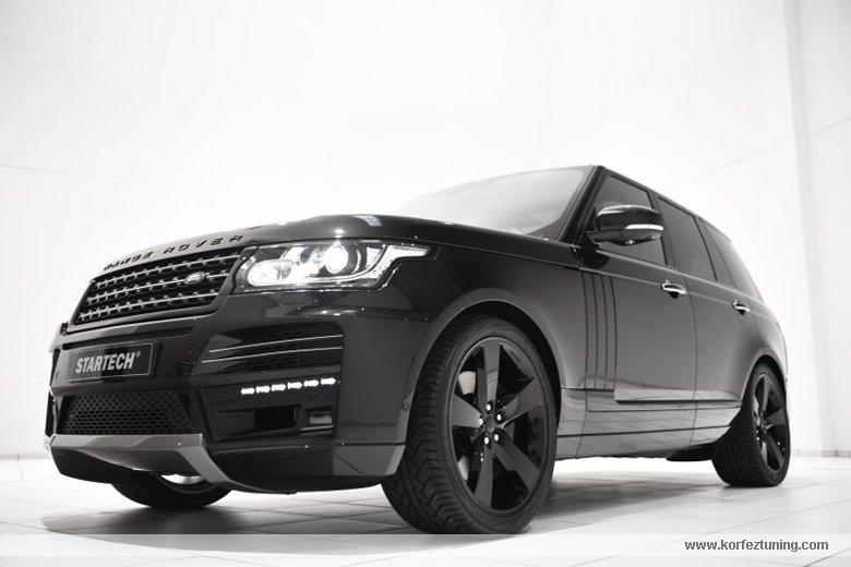 Range Rover Sport 2013 Startech Modifiye