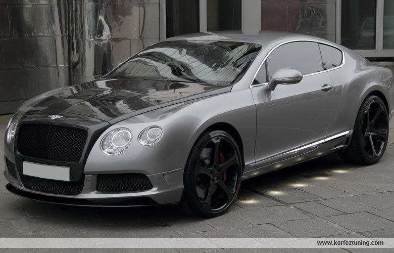 Anderson Modifiyeli Bentley Continental GT