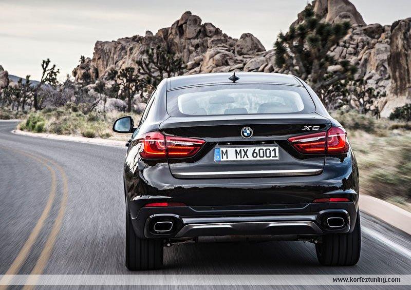Yeni BMW X6 2015