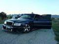 modifiye Mercedes E Serisi