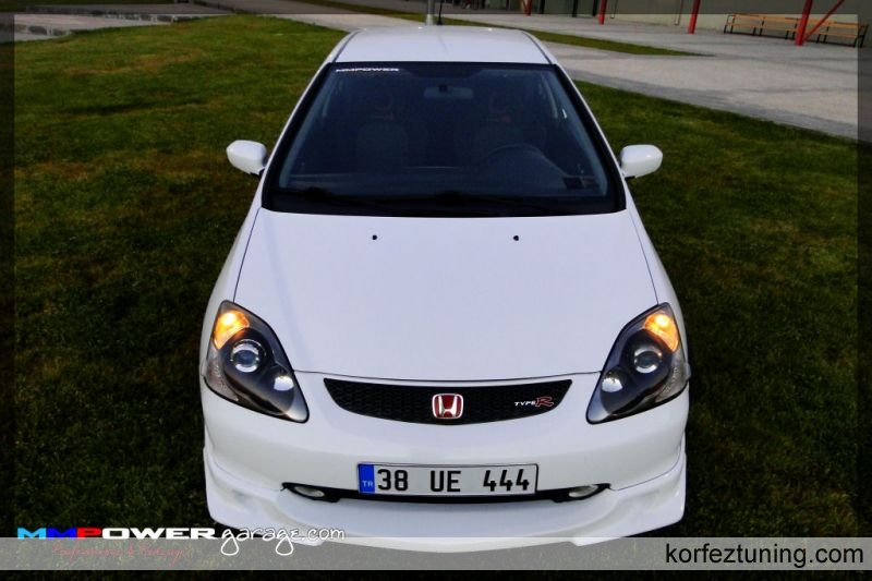 modifiye Civic Type-R