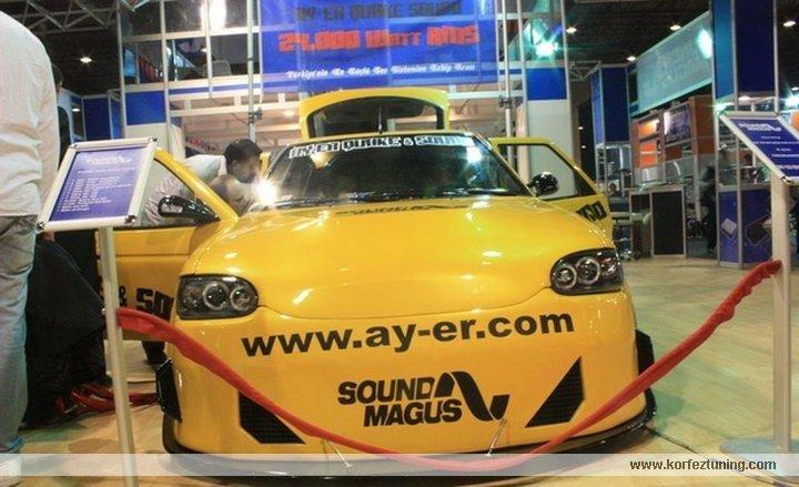 Tuningshow Türkiye
