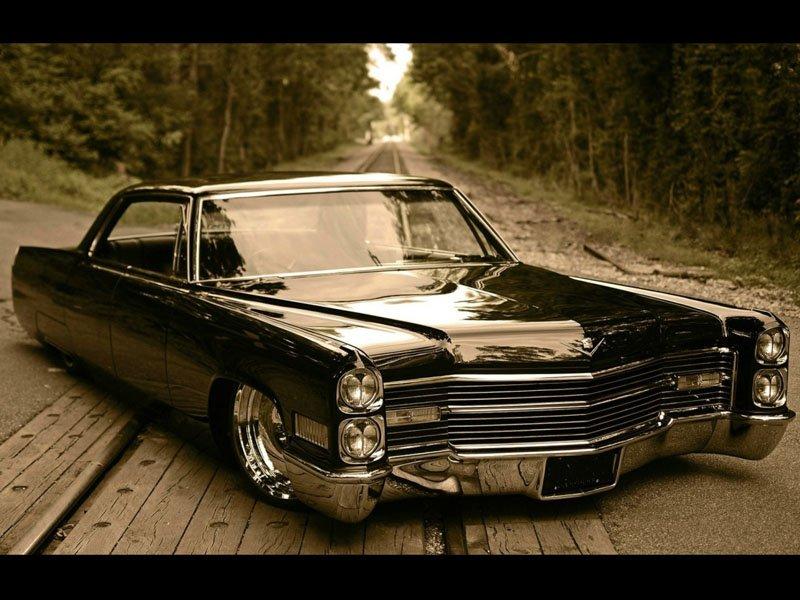 Cadillac De ville wallpaper