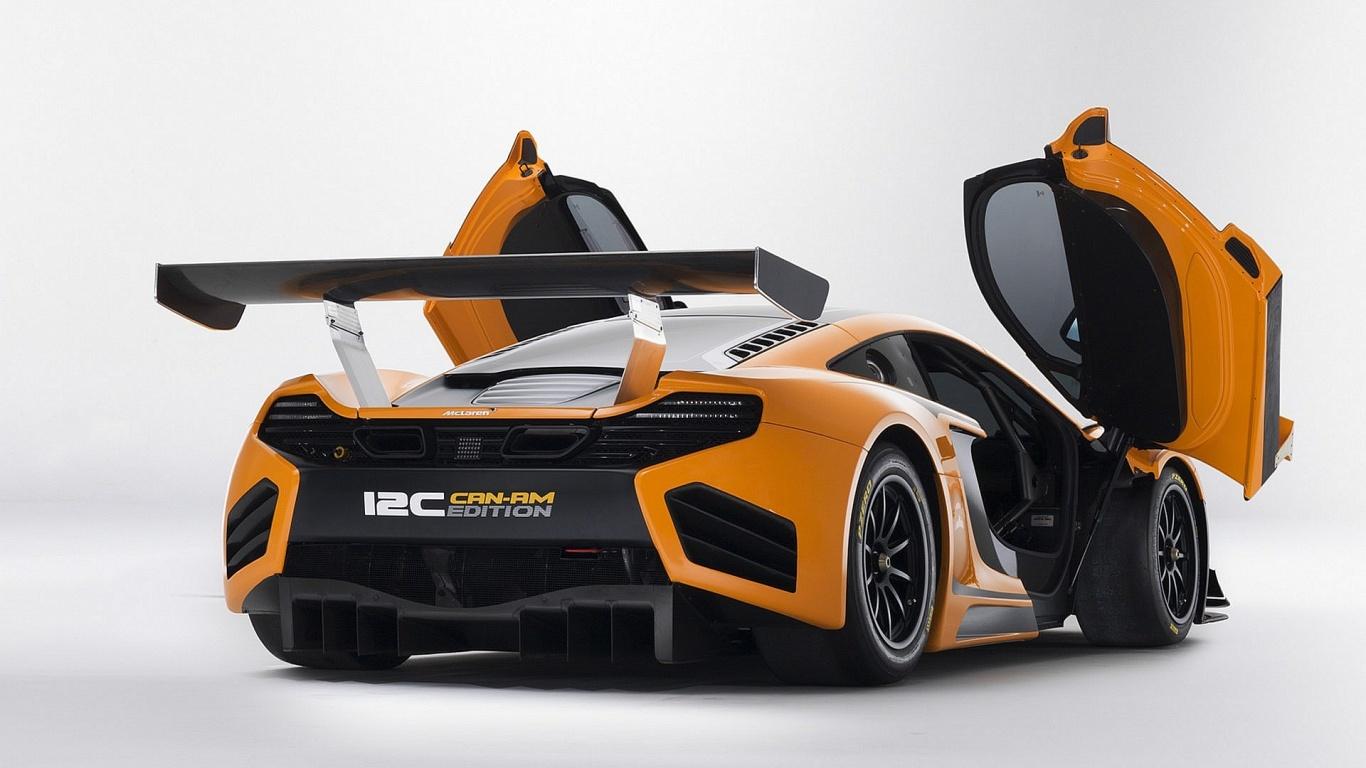 McLaren GT2 wallpaper