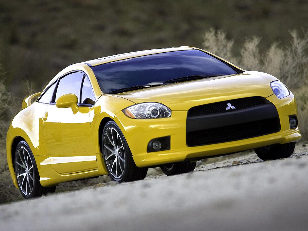 фото Mitsubishi Eclipse 2.