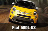 Fiat 500L US-Version